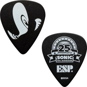 ESP / ESP×SONIC SONIC THE HEDGEHOG 25th Anniversary Pick×10枚セット (SN-T-SONIC)|ikebe