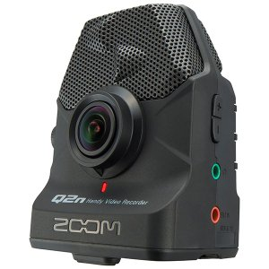 ZOOM Q2n Handy Video Recorder ikebe