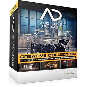xlnaudio Addictive Drums 2 Creative Collection (オン...