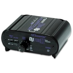 ART DJ Pre IIは、高品質なフォノ・イコライザー・アンプです。フォノ・イコライザーを搭載し...
