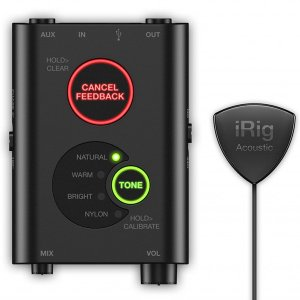 IK Multimedia / iRig Acoustic Stage|ikebe