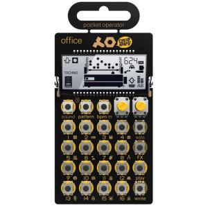 Teenage Engineering PO-24 Office Pocket Operator|ikebe