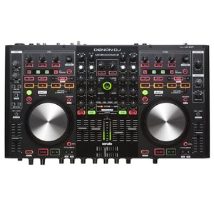 DENON DJ MC6000MK2 (発売記念特典・Serato DJパーフェクトガイドプレゼント!)|ikebe