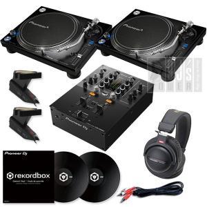 Pioneer DJ PLX-1000 + DJM-250MK2 DVS入門 SET ikebe