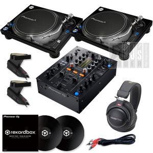 Pioneer DJ PLX-1000 + DJM-450 DVS SET ikebe