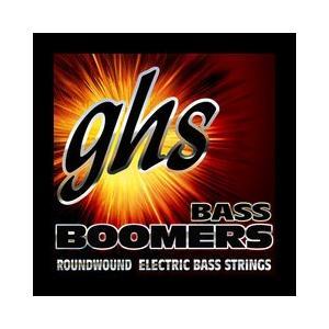 GHS / Bass Multi-String Boomers 5M-DYB (45-130/5弦ベース用)|ikebe