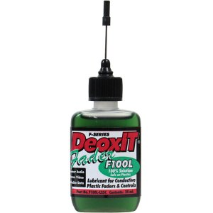 CAIG  DeoxIT FaderLube 25ml (F100L-L25C) (お取り寄せ商品・納期別途ご連絡)|ikebe