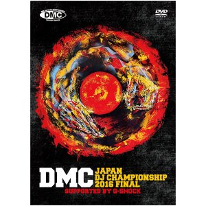 DMC JAPAN DJ CHAMPIONSHIP 2016 FINAL DVD|ikebe