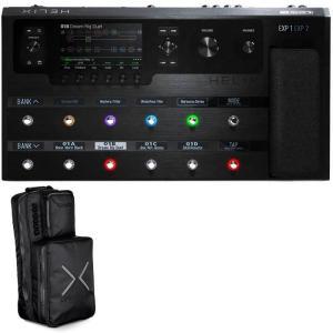 『Helix(ヒリックス)』は、音の質感まで再現したリアルなサウンドを提供するだけでなく、ギターシス...