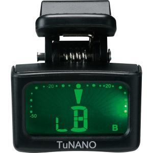 Ibanez / TUNANO (クリップ・タイプチューナー)|ikebe