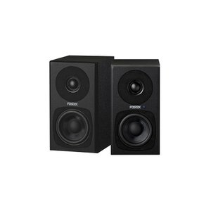 Fostex (フォステクス) PM0.3H (1ペア) ブラック|ikebe