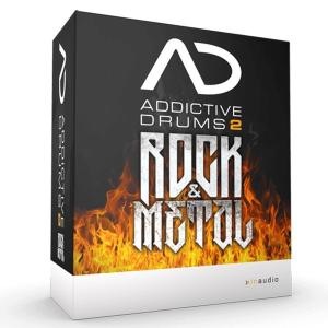xlnaudio Addictive Drums 2 Rock & Metal Edition (オンライン納品専用) ※代金引換はご利用頂けません。(数量限定特価)|ikebe