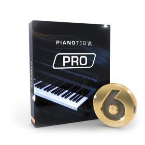 Modartt  PIANOTEQ 6 PRO (箱損アウトレット)|ikebe