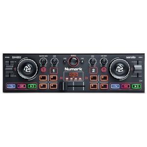 【Serato DJ Introに対応!ポケットサイズのDJコントローラー!】  「DJ2GO2」は...