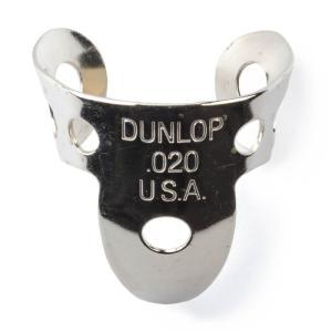 Dunlop (Jim Dunlop) ジム ダンロップ / 33R Nickel Silver Fingerpicks (.020) ikebe