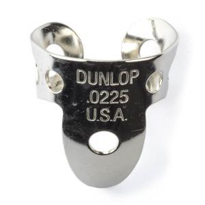Dunlop (Jim Dunlop) ジム ダンロップ / 33R Nickel Silver Fingerpicks (.0225) ikebe
