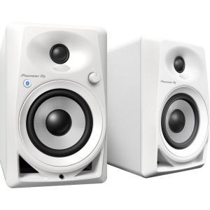 Pioneer DJ DM-40BT-W (ペア)(予約商品 / 11月22日発売予定)|ikebe