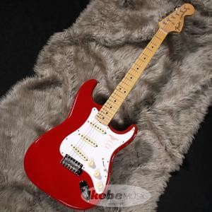 Hybrid 68 Stratocasterは、フェンダーの定番モデルのルックスにモダンなスペックが...
