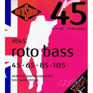 ROTO SOUND / ROT-RB45/BP (Nickel Roundwound)