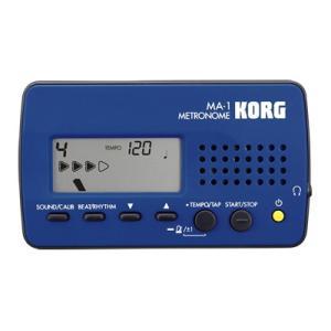 KORG コルグ / MA-1-BLBK(ブルー&ブラック) / 数量限定箱ボロ特価 ikebe