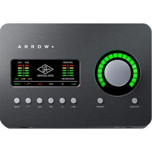Universal Audio Arrow(アロー) ※Thunderbolt 3ケーブルは別売 ikebe