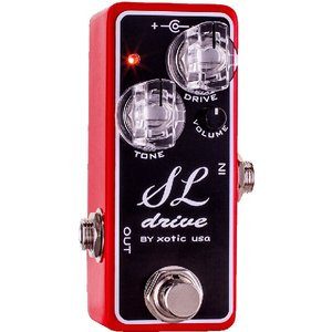 Xotic エキゾチック / SL Drive Red / 1月25日入荷予定|ikebe