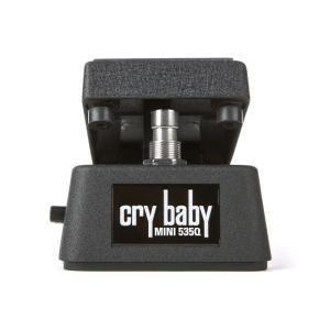 この Cry Baby Mini 535Q Wah は、通常サイズの 535Q で人気のあった4つの...