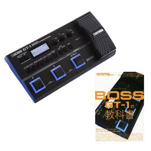 BOSS / GT-1 +シンコー・ミュージック・ムック THE EFFECTOR BOOK PRE...