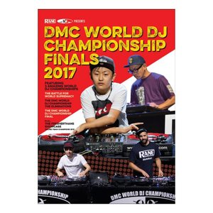 DMC WORLD DJ CHAMPIONSHIP FINALS 2017 DVD|ikebe
