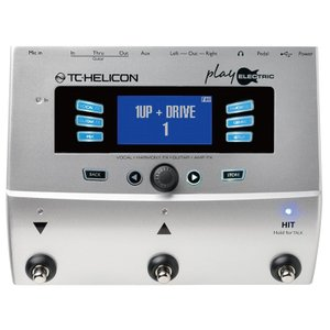TC helicon PLAY ELECTRIC / メーカー保証3年間に!延長保証キャンペーン実施中!(※要WEB製品登録)|ikebe
