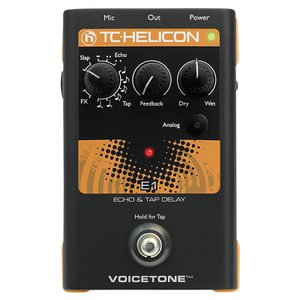 TC helicon VOICETONE E1 / メーカー保証3年間に!延長保証キャンペーン実施中!(※要WEB製品登録)|ikebe