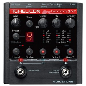 TC helicon VOICETONE HARMONY G-XT / メーカー保証3年間に!延長保証キャンペーン実施中!(※要WEB製品登録)|ikebe