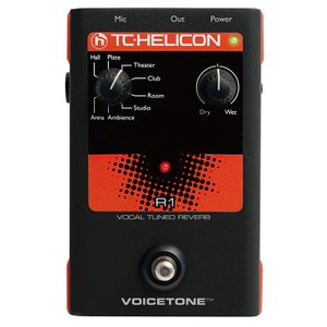 TC helicon VOICETONE R1 / メーカー保証3年間に!延長保証キャンペーン実施中!(※要WEB製品登録)|ikebe