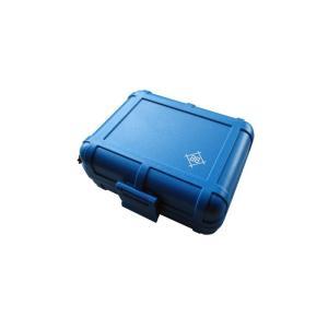 Black Box Cartridge Case [Blue] (ヘッドシェル・カートリッジ・レコード針ケース)|ikebe