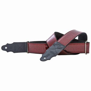 RIGHTON STRAPS / GLOSSY DUST (RED)|ikebe