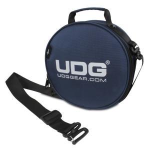 UDG Ultimate DIGI ヘッドフォン バッグ (ダークブルー) (U9950DB)|ikebe