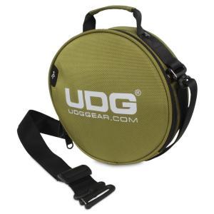 UDG Ultimate DIGI ヘッドフォン バッグ (グリーン) (U9950GR)|ikebe