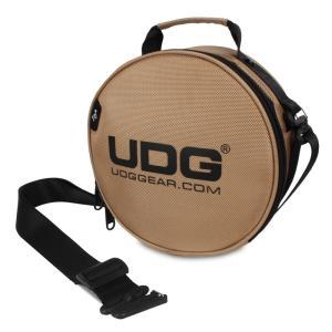 UDG Ultimate DIGI ヘッドフォン バッグ  (ゴールド) (U9950GD)|ikebe