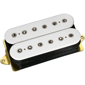 DiMarzio ディマジオ / FRED (DP153F) (White/F-Spaced) / 安心の正規輸入品 (受注生産品)|ikebe