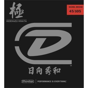 Dunlop (Jim Dunlop) / 日向秀和シグネーチャー弦 HZBN45105 (Nickel Wound/45-105)|ikebe
