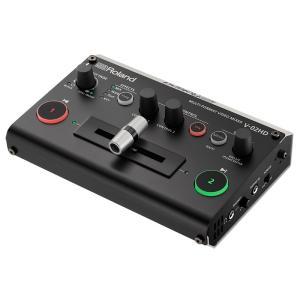 ROLAND V-02HD (Multi Format Video Mixer)|イケベ楽器店