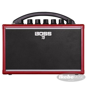 "BOSS ボス / IKEBE ORIGINAL KATANA-MINI ""RED"" (KTN-MINI-R) / 即納可