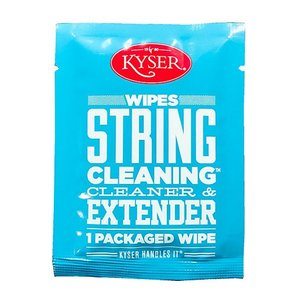 Kyser / STRING CLEANING CLEANER&EXTENDER [K100WIPE STRING CLEANING] ikebe