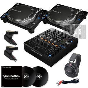 Pioneer DJ PLX-1000 + DJM-750MK2 DVS SET ikebe