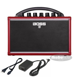 "BOSS ボス / IKEBE ORIGINAL KATANA-MINI ""RED"" /PSB-100セット