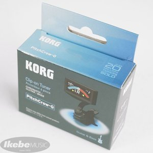KORG コルグ / PitchCrow-G [AW-4G-BK] / B級箱ボロ特価