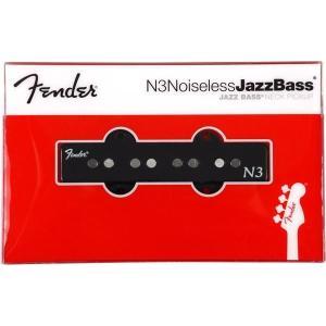 Fender USA / N3 Noiseless Jazz Bass Pickup [Front] / アウトレット特価|ikebe