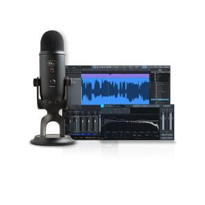 プロフェッショナルUSBボーカル・レコーディング・システムYeti Studioシリーズに新たにBl...