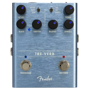 Fender USA フェンダー / Tre-Verb Digital Reverb/Tremolo
