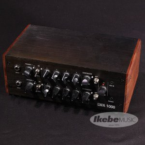 Warwick / LWA 1000 BLACK (ベースアンプヘッド) / 中古品 ikebe